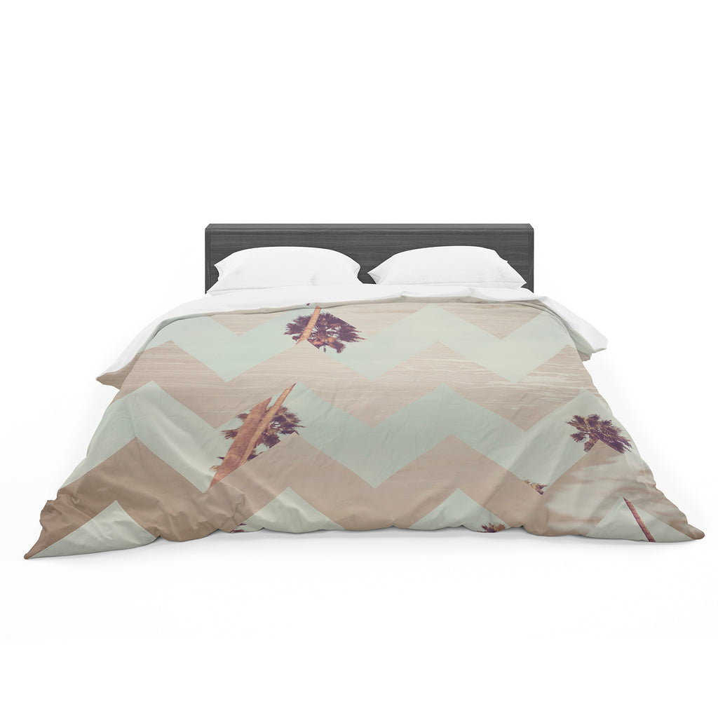 "Catherine McDonald ""Oasis"" Featherweight Duvet Cover"