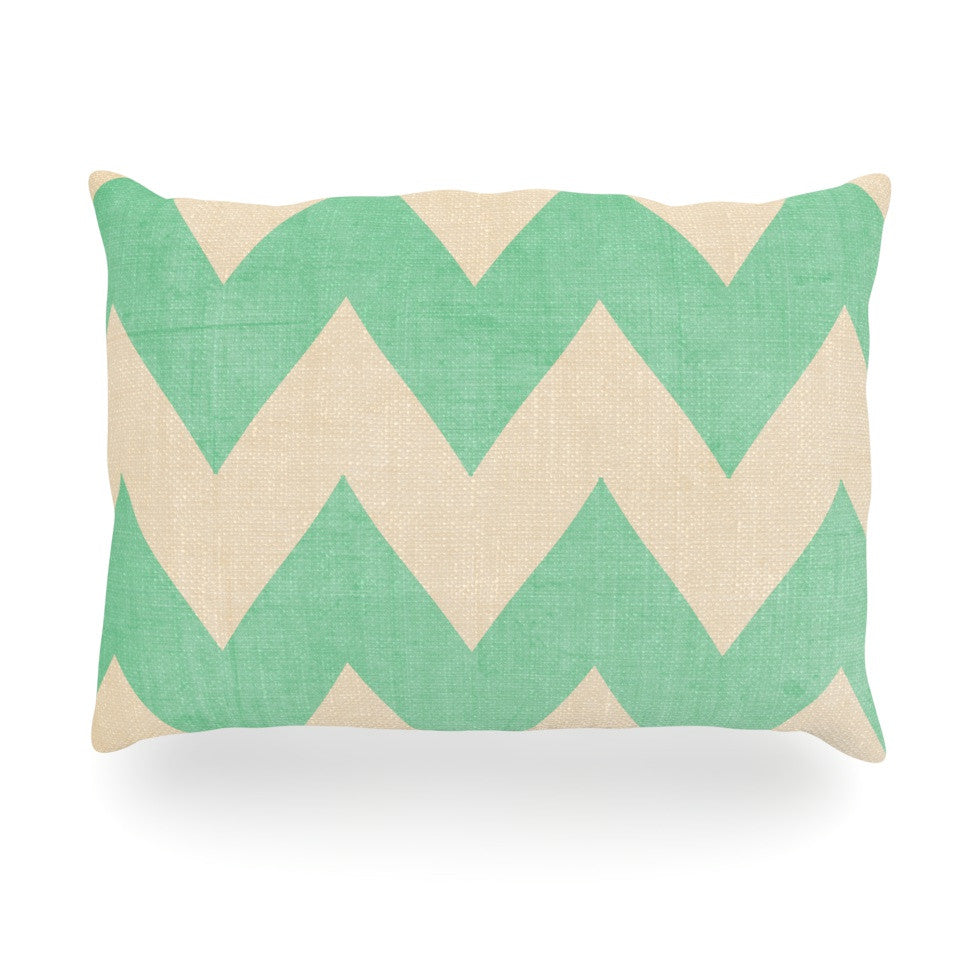 "Catherine McDonald ""Malibu"" Oblong Pillow - KESS InHouse"