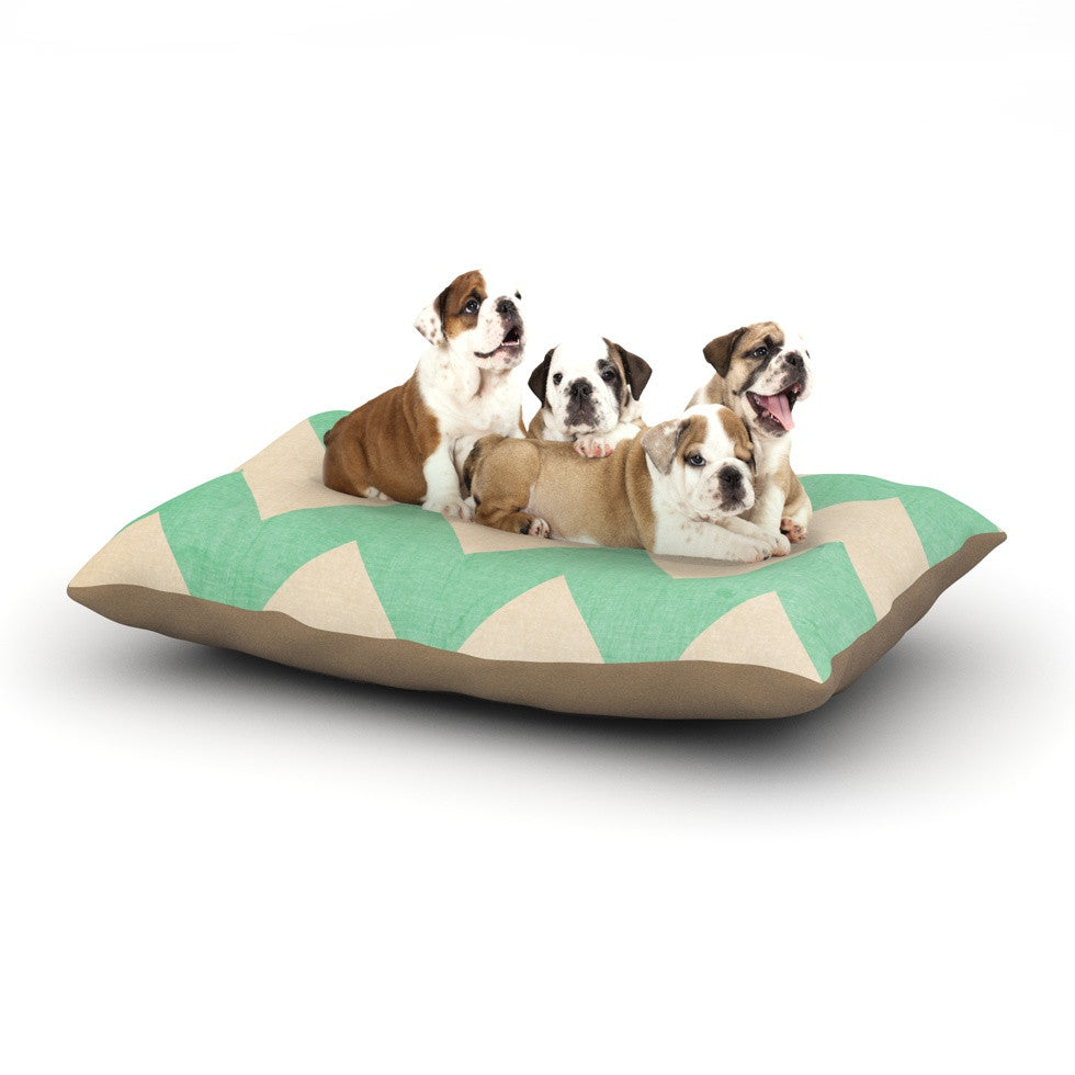 "Catherine McDonald ""Malibu"" Dog Bed - KESS InHouse  - 1"