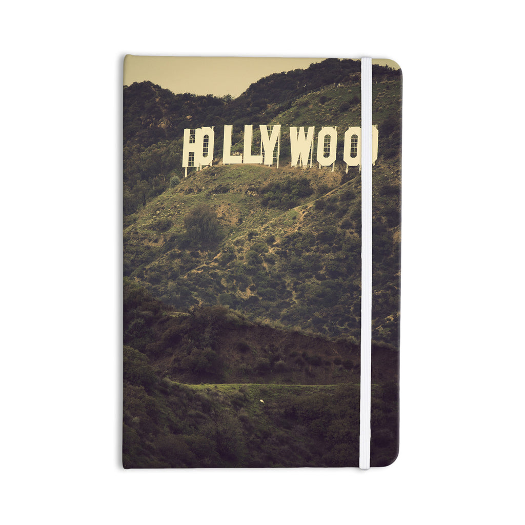 "Catherine McDonald ""Hollywood"" Everything Notebook - KESS InHouse  - 1"