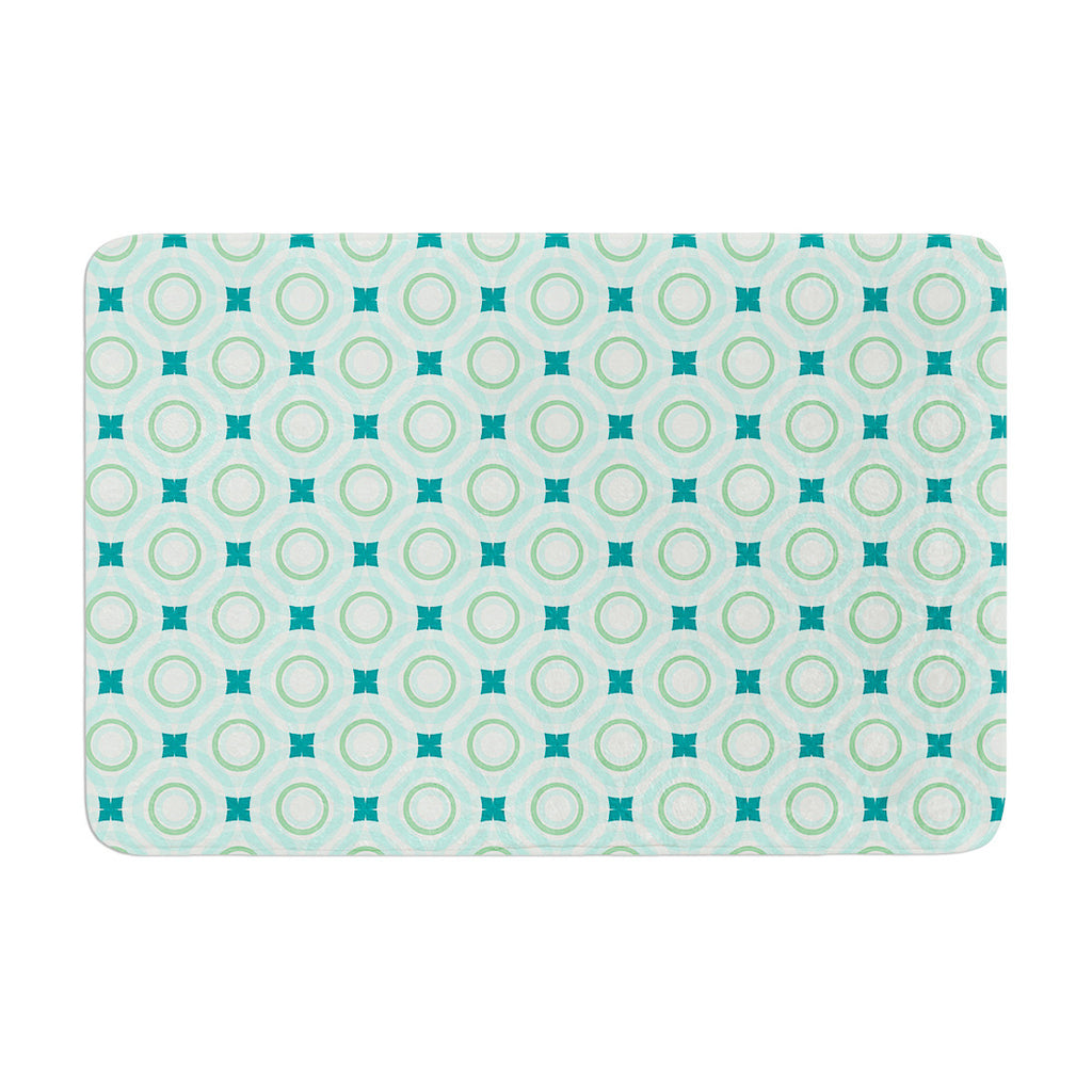 "Catherine McDonald ""Tossing Pennies I"" Memory Foam Bath Mat - KESS InHouse"