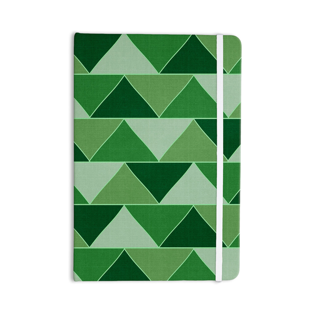 "Catherine McDonald ""Emerald City"" Everything Notebook - KESS InHouse  - 1"