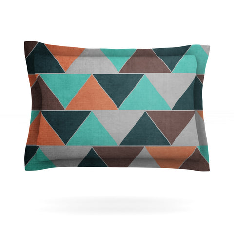"Catherine McDonald ""Southwest"" Pillow Sham - Outlet Item"