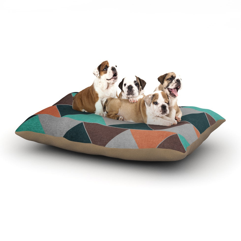 "Catherine McDonald ""Southwest"" Dog Bed - KESS InHouse  - 1"