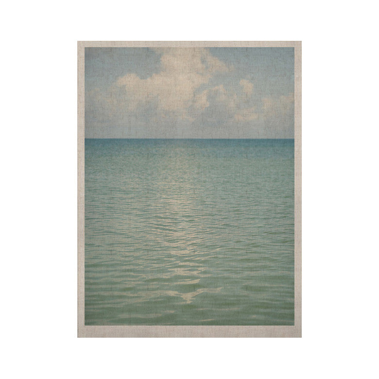"Catherine McDonald ""Cloud Reflection"" KESS Naturals Canvas (Frame not Included) - KESS InHouse  - 1"