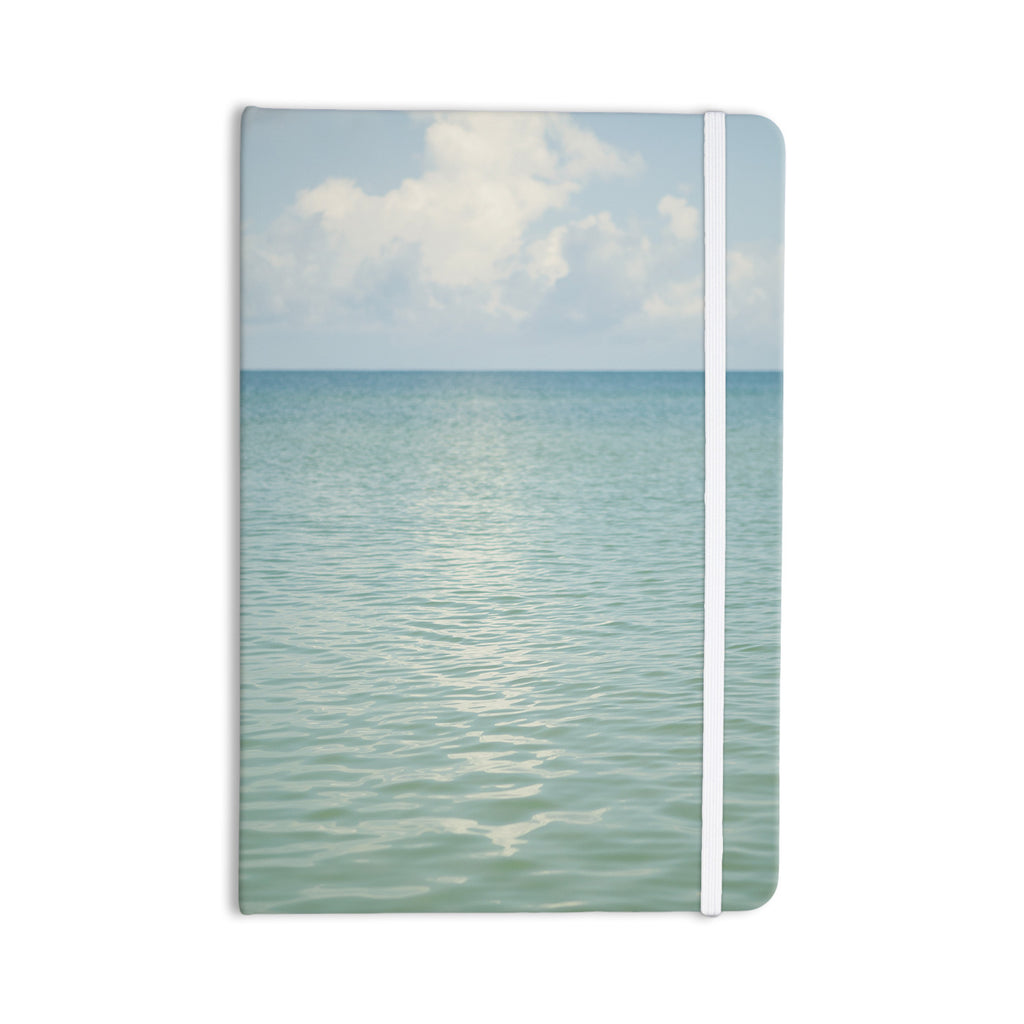 "Catherine McDonald ""Cloud Reflection"" Everything Notebook - KESS InHouse  - 1"