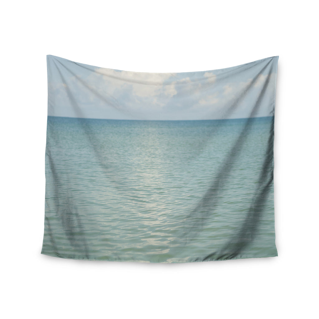 "Catherine McDonald ""Cloud Reflection"" Wall Tapestry - KESS InHouse  - 1"