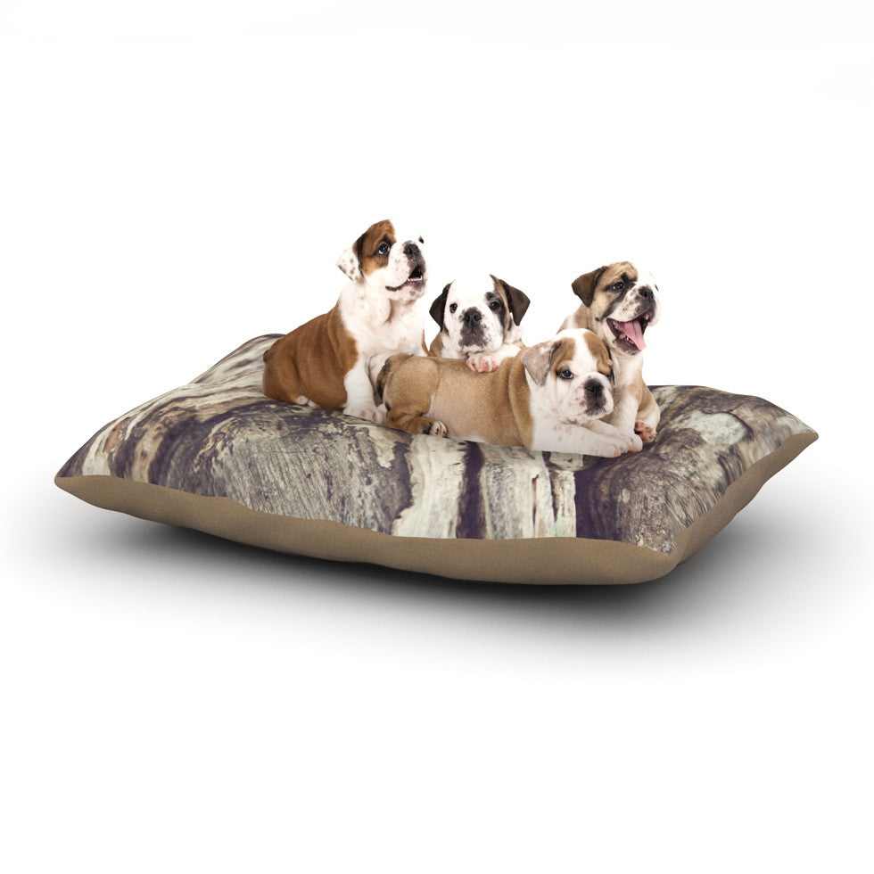 "Catherine McDonald ""Bark"" Dog Bed - KESS InHouse  - 1"