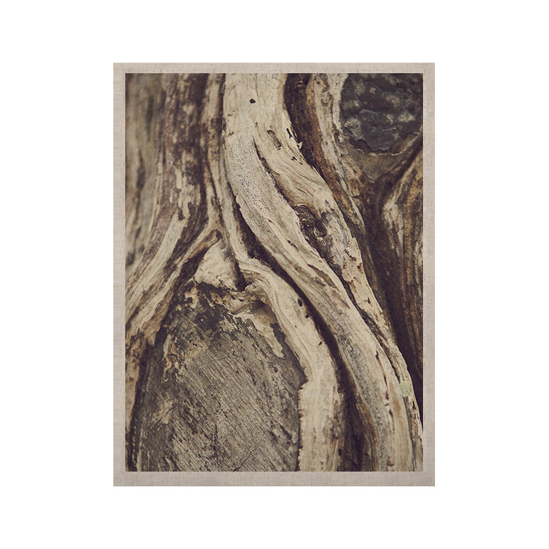 "Catherine McDonald ""Bark"" KESS Naturals Canvas (Frame not Included) - KESS InHouse  - 1"