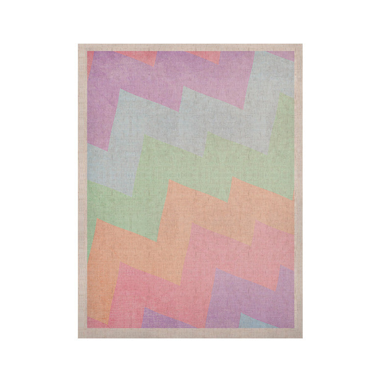 "Catherine McDonald ""Blaze"" KESS Naturals Canvas (Frame not Included) - KESS InHouse  - 1"