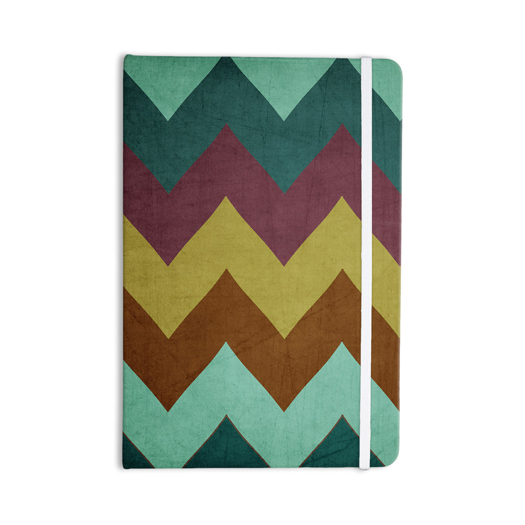"Catherine McDonald ""Mountain High"" Art Object Everything Notebook - KESS InHouse  - 1"