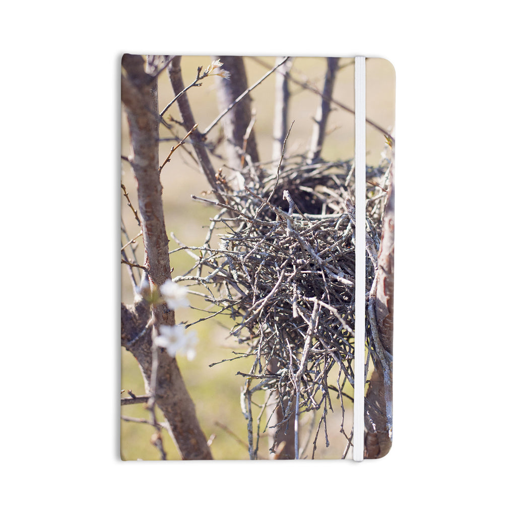 "Catherine McDonald ""Nest"" Everything Notebook - KESS InHouse  - 1"