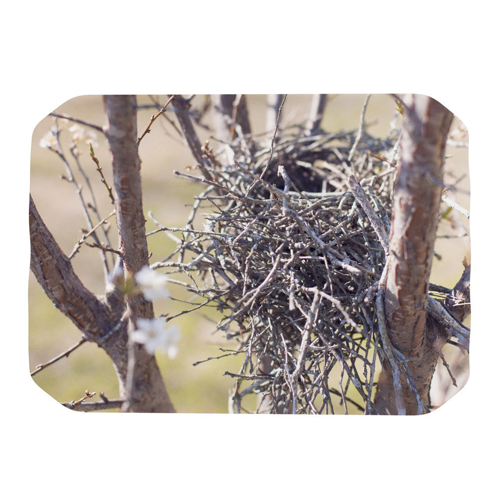 "Catherine McDonald ""Nest"" Place Mat - KESS InHouse"