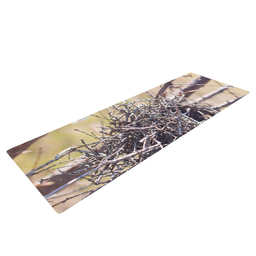 "Catherine McDonald ""Nest"" Yoga Mat - KESS InHouse  - 1"