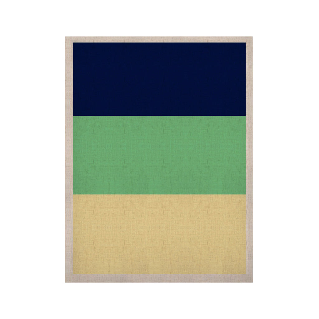 "Catherine McDonald ""South Pacific"" KESS Naturals Canvas (Frame not Included) - KESS InHouse  - 1"