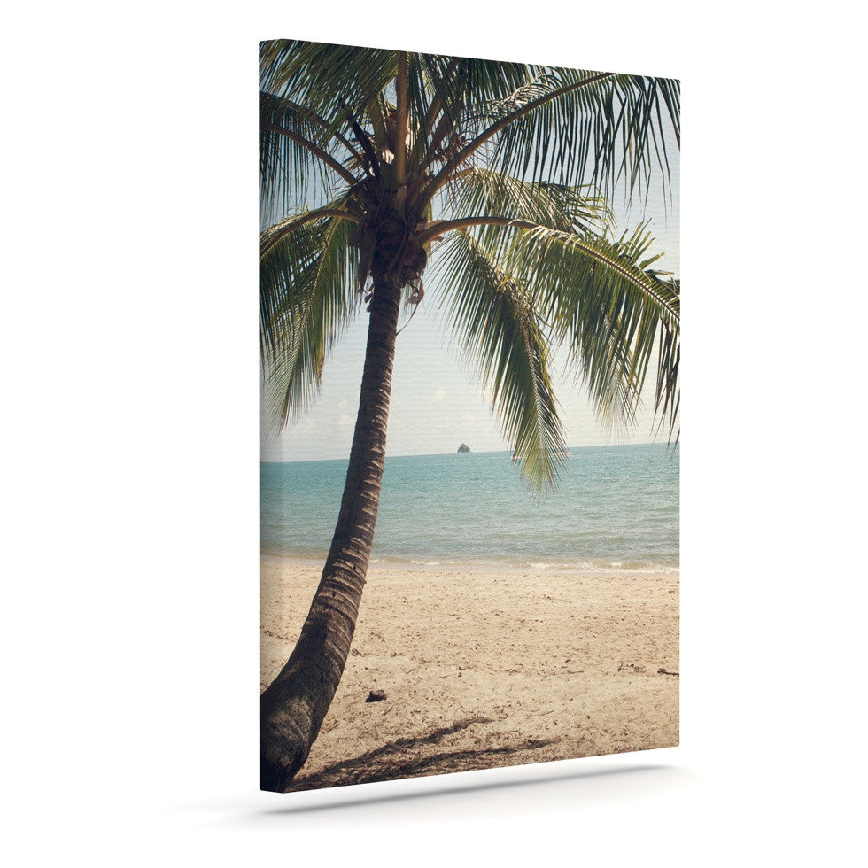 "Catherine McDonald ""Tropic of Capricorn"" Ocean Photography Canvas Art - KESS InHouse  - 1"