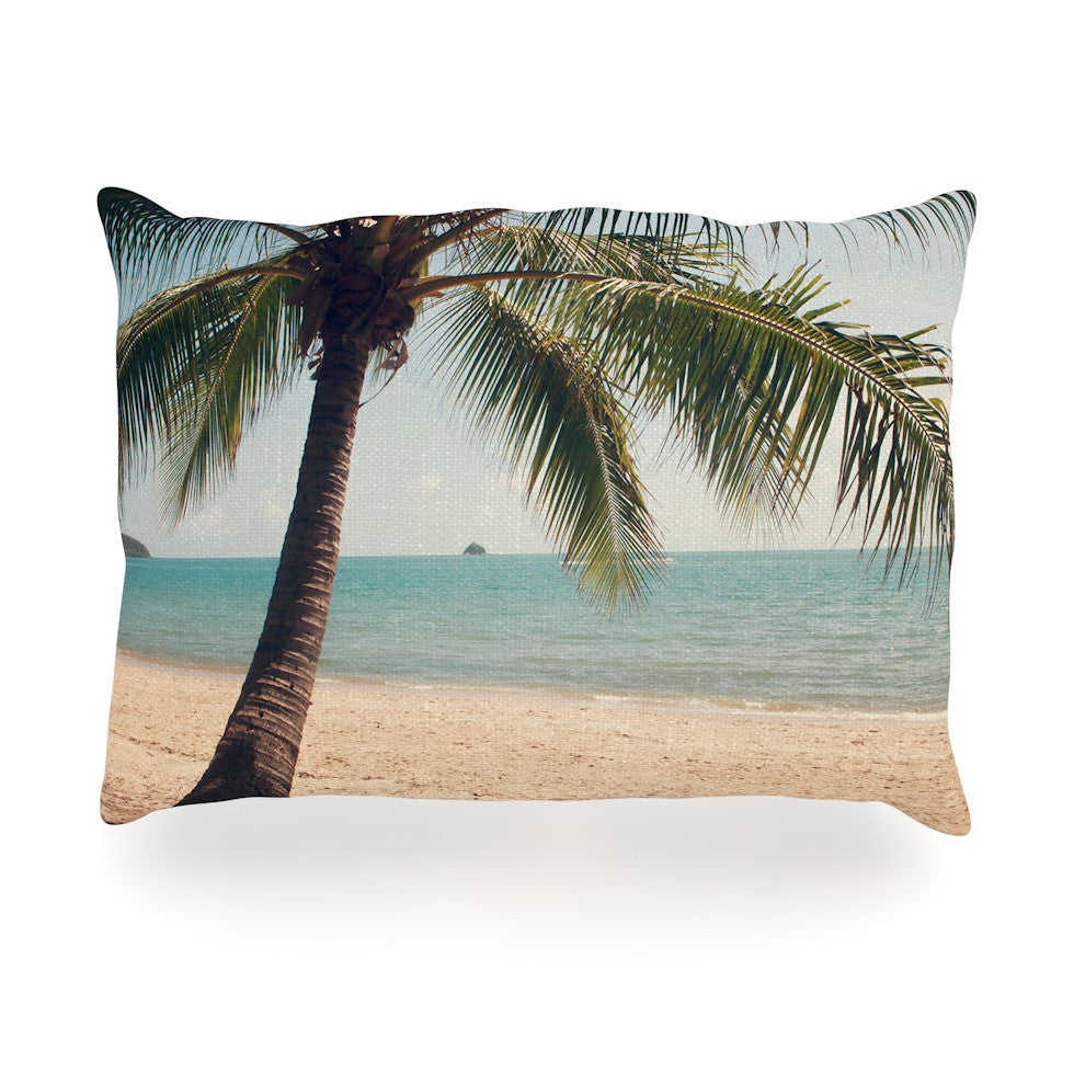 "Catherine McDonald ""Tropic of Capricorn"" Ocean Photography Oblong Pillow - KESS InHouse"