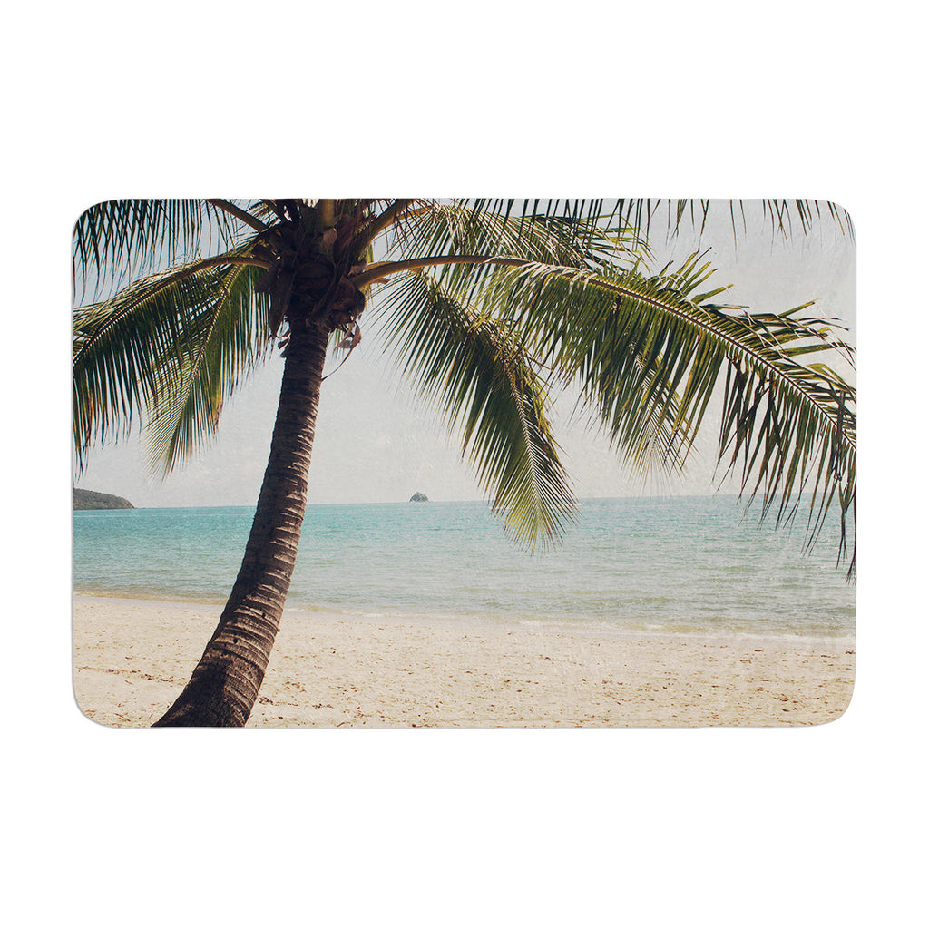 "Catherine McDonald ""Tropic of Capricorn"" Ocean Photography Memory Foam Bath Mat - KESS InHouse"