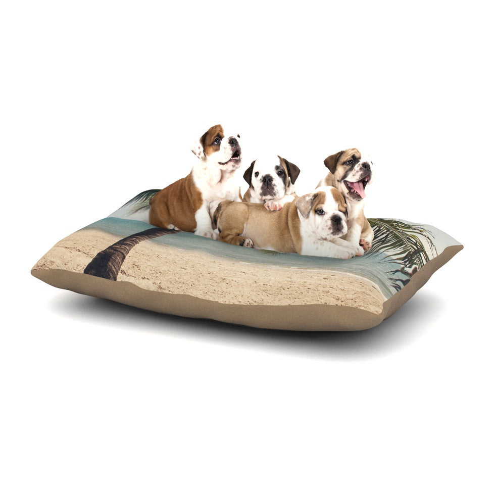 "Catherine McDonald ""Tropic of Capricorn"" Ocean Photography Dog Bed - KESS InHouse  - 1"