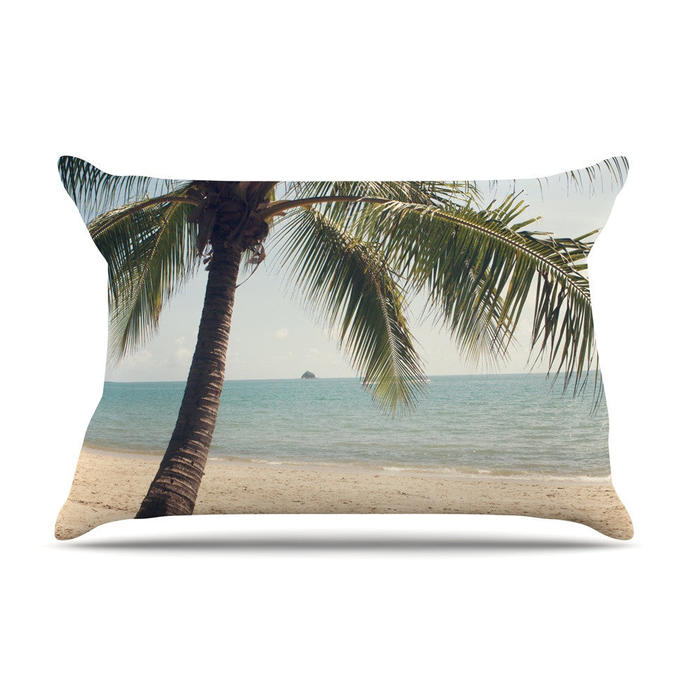 "Catherine McDonald ""Tropic of Capricorn"" Ocean Photography Pillow Sham - KESS InHouse"