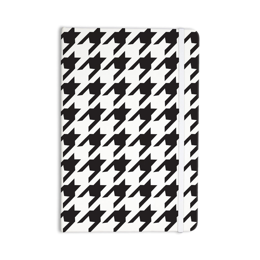 "Empire Ruhl ""Spacey Houndstooth"" Everything Notebook - KESS InHouse  - 1"
