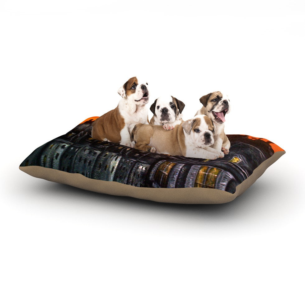 "Christen Treat ""Paris"" Dog Bed - KESS InHouse  - 1"