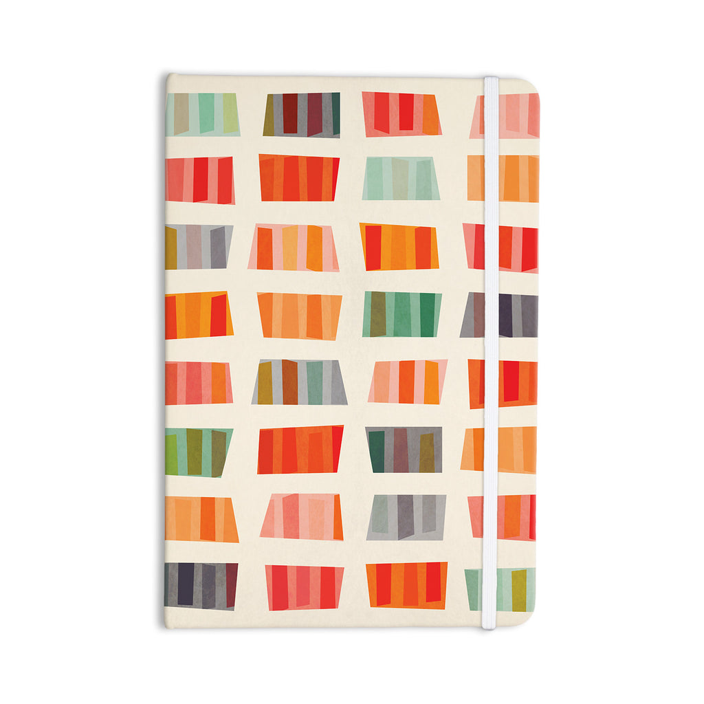 "Daisy Beatrice ""Beach Towels"" Multicolor Everything Notebook - KESS InHouse"