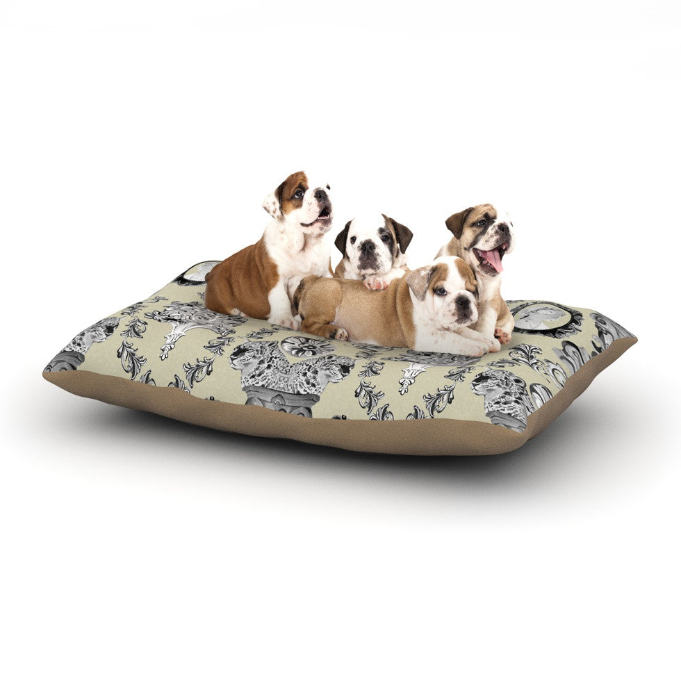 "DLKG Design ""Imperial Palace"" Dog Bed - KESS InHouse  - 1"