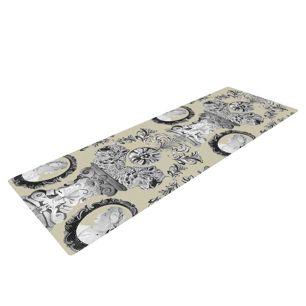 "DLKG Design ""Imperial Palace"" Yoga Mat - KESS InHouse  - 1"