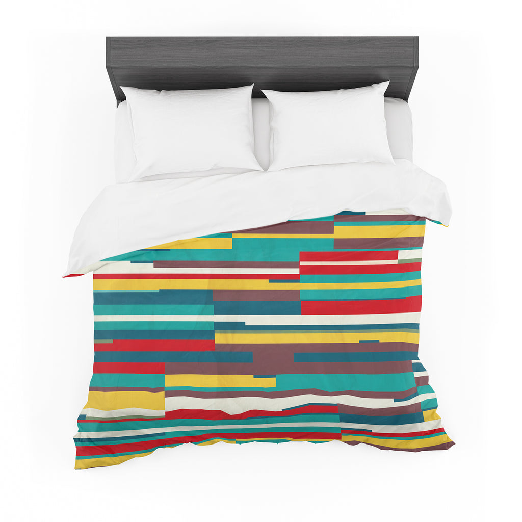 "Danny Ivan ""Blowmind"" Cotton Duvet"