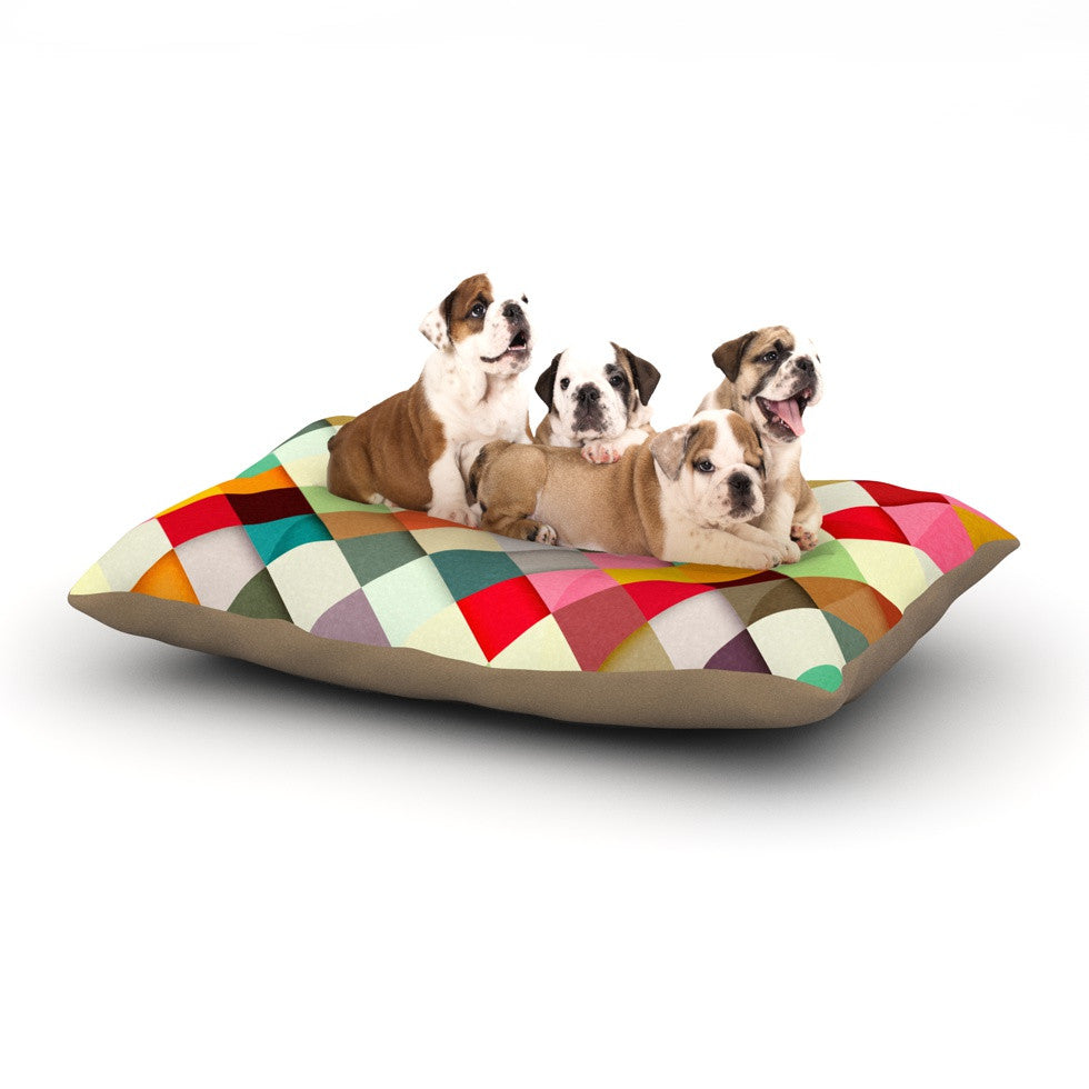 "Danny Ivan ""Pass This On"" Dog Bed - KESS InHouse  - 1"