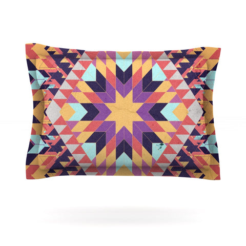 "Danny Ivan ""Ticky Ticky"" Pillow Sham - Outlet Item"