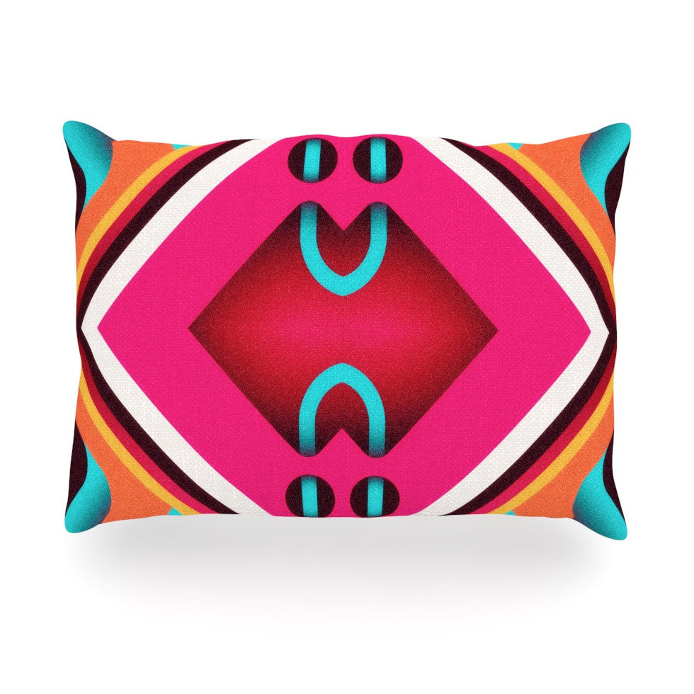 "Danny Ivan ""Caviar"" Oblong Pillow - KESS InHouse"