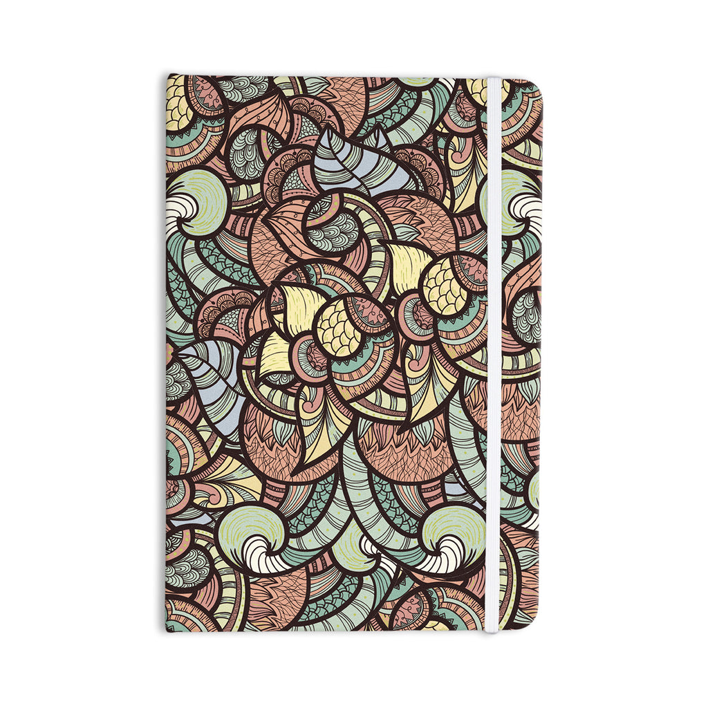 "Danny Ivan ""Wild Run"" Everything Notebook - KESS InHouse  - 1"