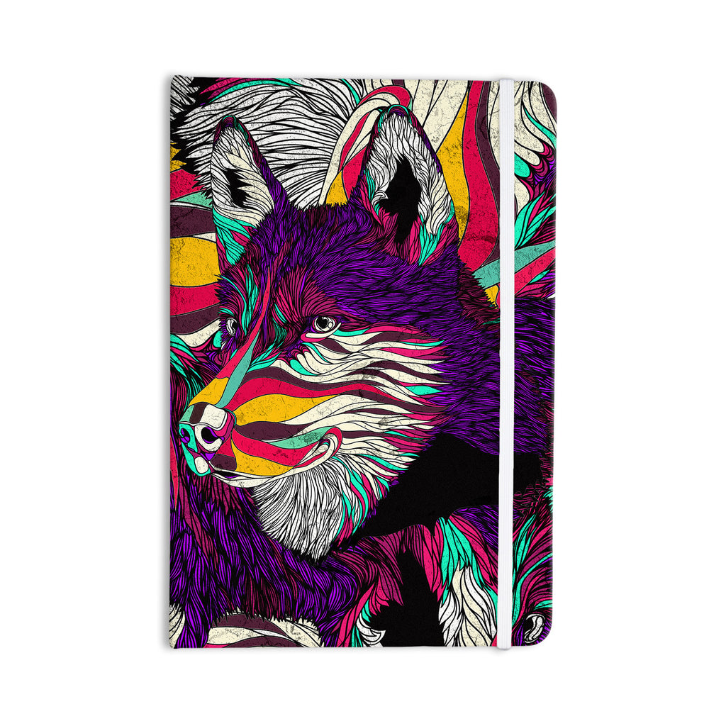 "Danny Ivan ""Color Husky"" Everything Notebook - KESS InHouse  - 1"
