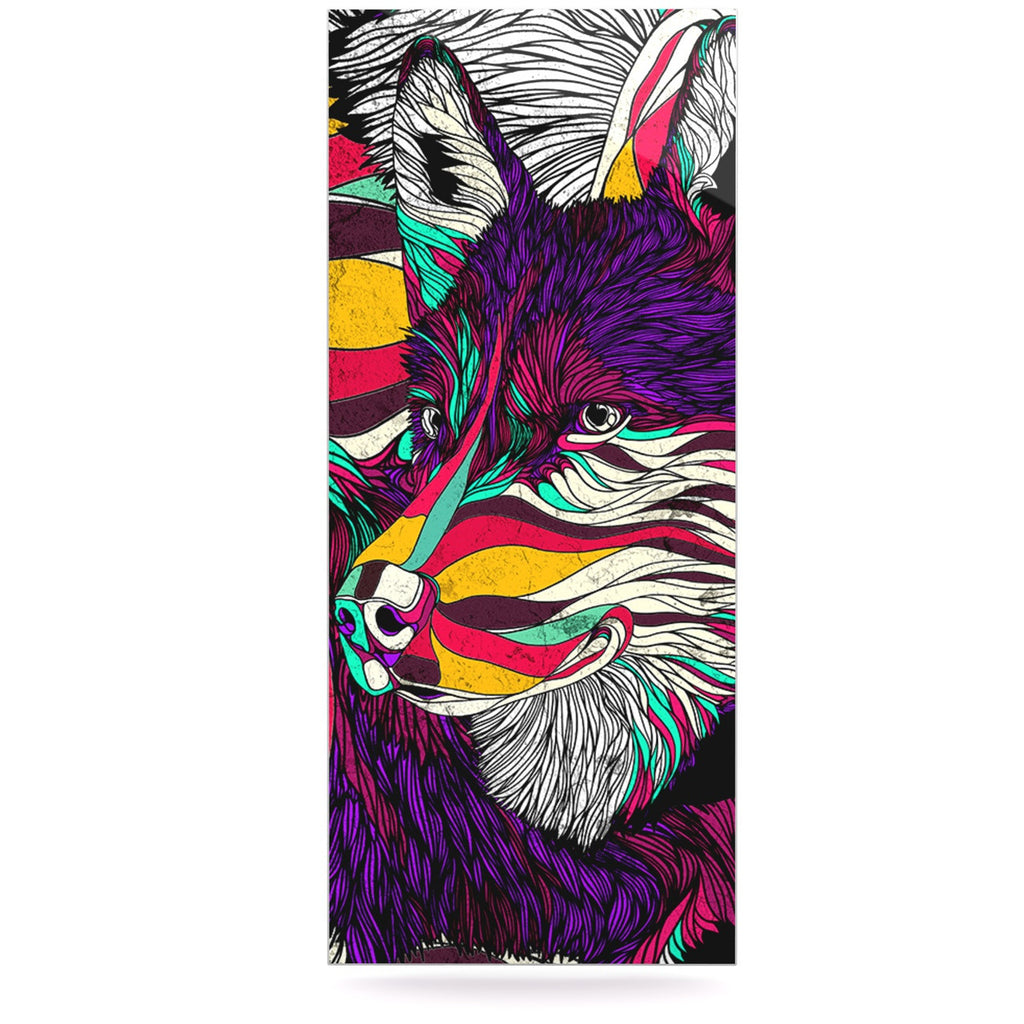 "Danny Ivan ""Color Husky"" Luxe Rectangle Panel - KESS InHouse  - 1"