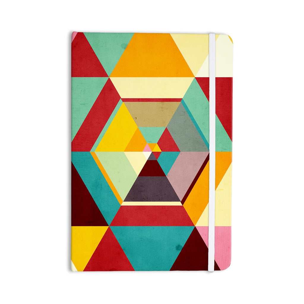 "Danny Ivan ""Color Mess"" Everything Notebook - KESS InHouse  - 1"