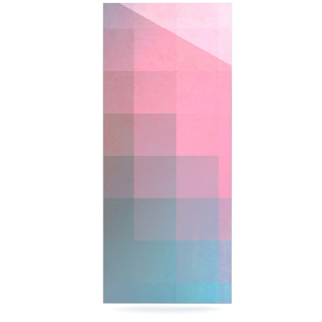 "Danny Ivan ""Girly Pixel Surface"" Luxe Rectangle Panel - KESS InHouse  - 1"