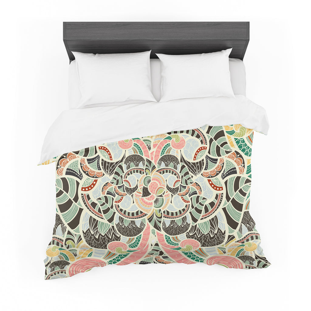 "Danny Ivan ""Too Much"" Featherweight Duvet Cover"