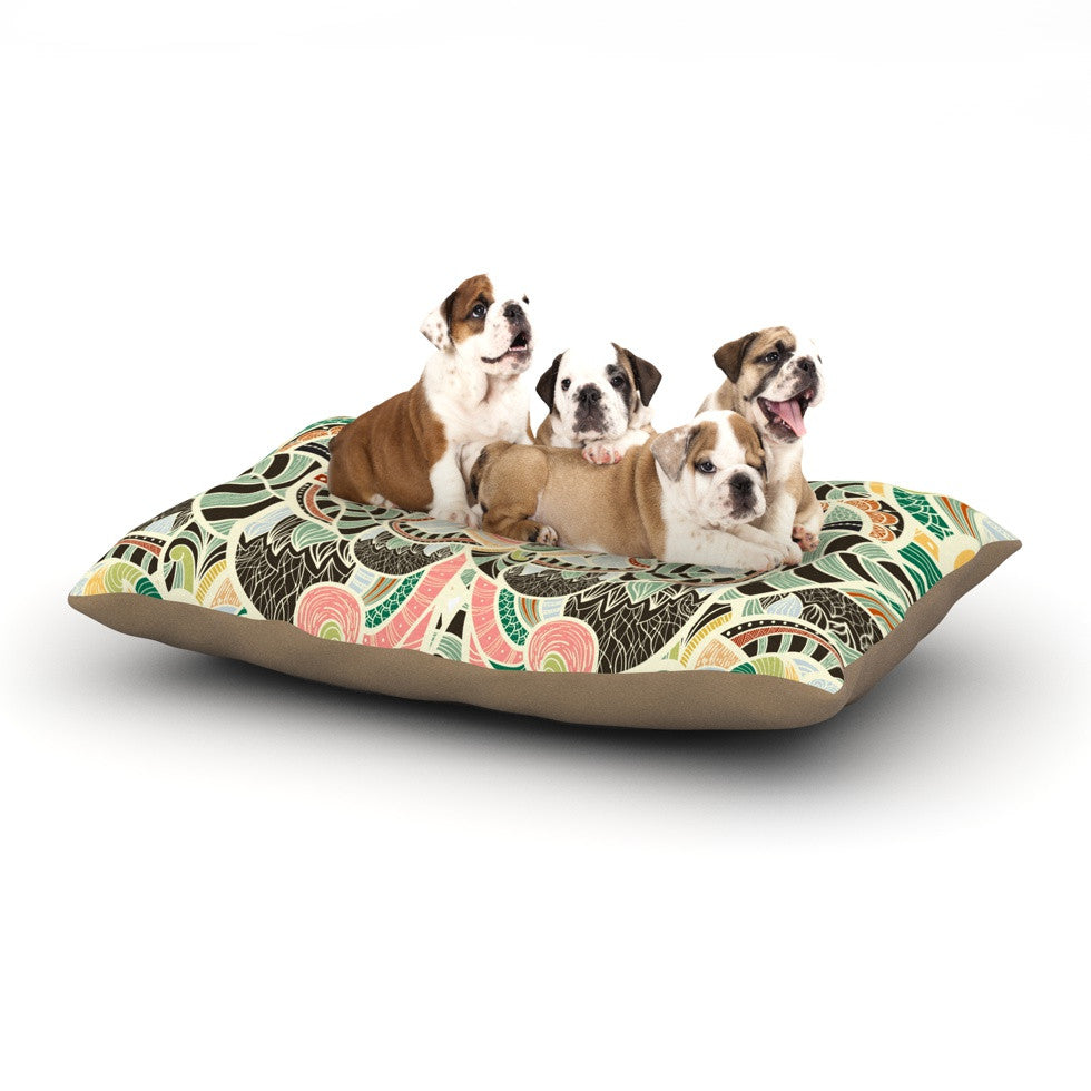 "Danny Ivan ""Too Much"" Dog Bed - KESS InHouse  - 1"