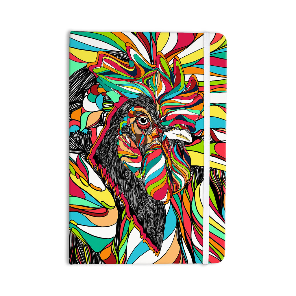 "Danny Ivan ""Tropical Cock"" Everything Notebook - KESS InHouse  - 1"