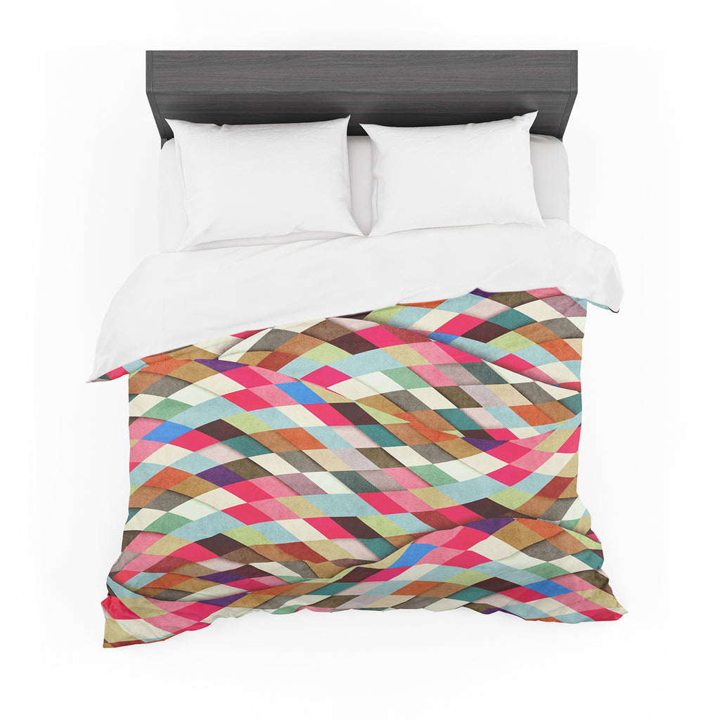 "Danny Ivan ""Adored"" Art Object Featherweight Duvet Cover"