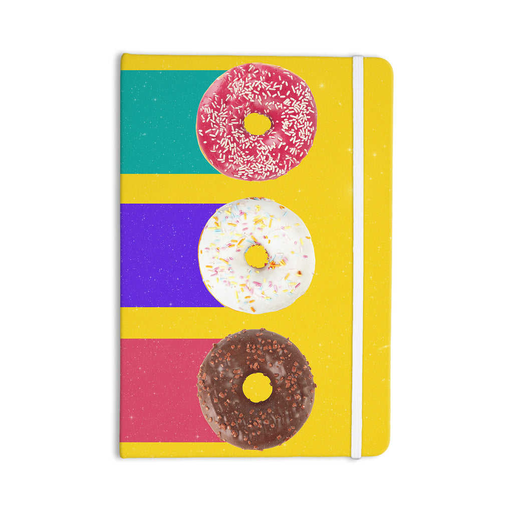 "Danny Ivan ""Donuts"" Everything Notebook - KESS InHouse  - 1"