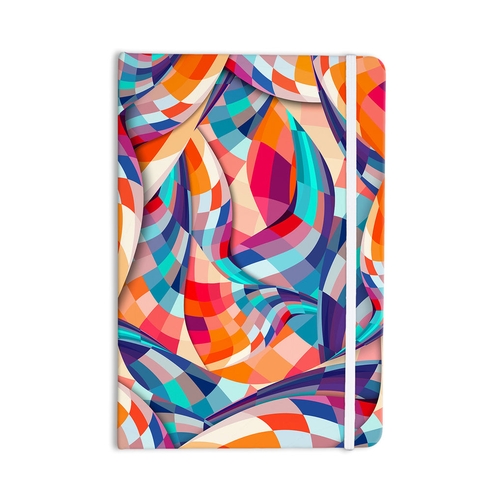 "Danny Ivan ""Versicolor"" Everything Notebook - KESS InHouse  - 1"