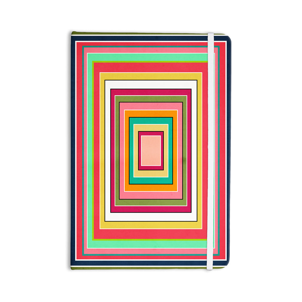 "Danny Ivan ""Floor Pattern"" Everything Notebook - KESS InHouse  - 1"