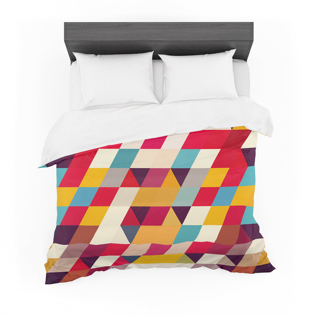 "Danny Ivan ""Kyoto"" Featherweight Duvet Cover"