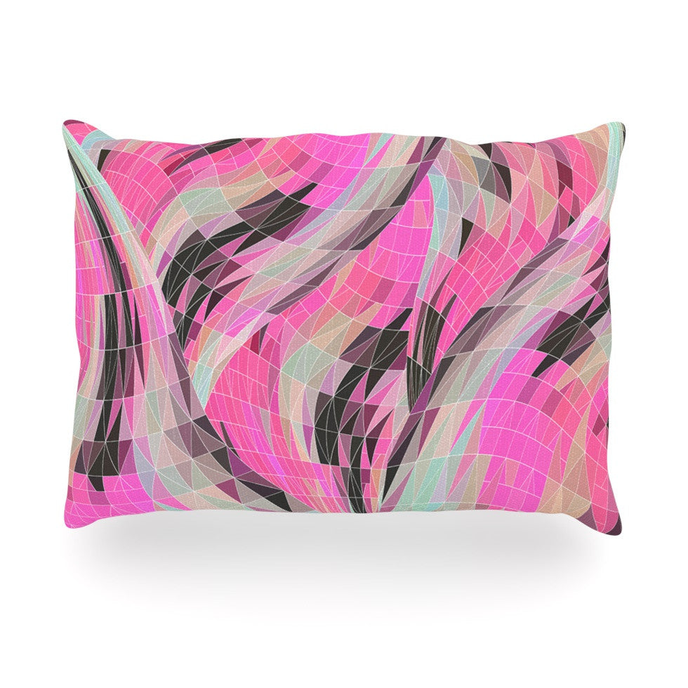 "Danny Ivan ""La Verite"" Oblong Pillow - KESS InHouse"