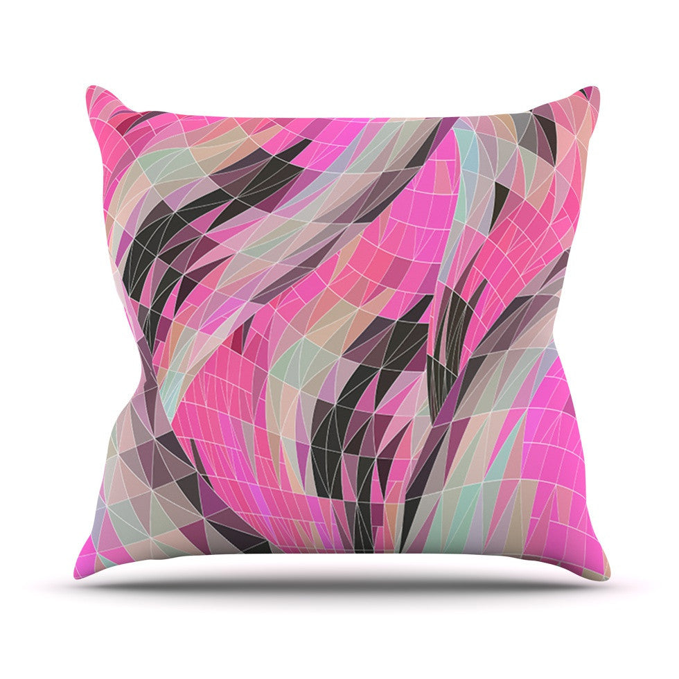 "Danny Ivan ""La Verite"" Outdoor Throw Pillow - KESS InHouse  - 1"