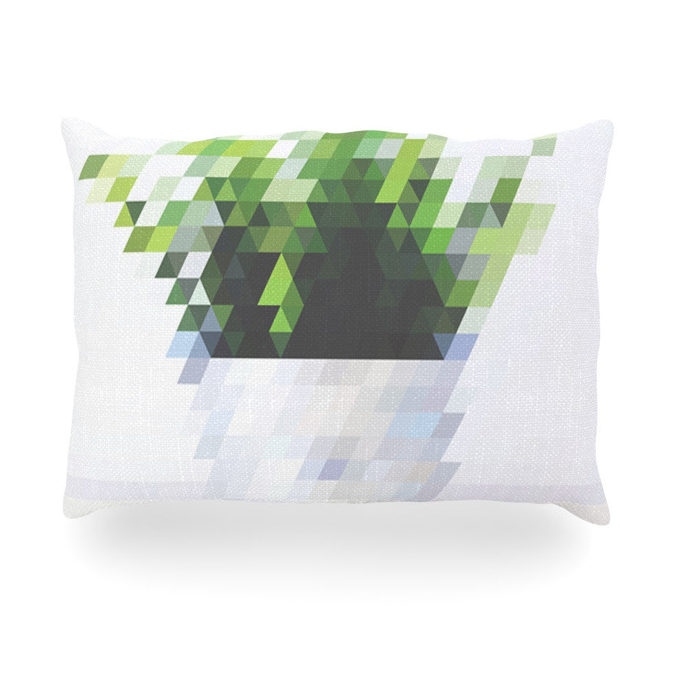 "Danny Ivan ""Plant"" Oblong Pillow - KESS InHouse"