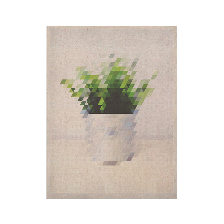 "Danny Ivan ""Plant"" KESS Naturals Canvas (Frame not Included) - KESS InHouse  - 1"